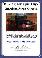 Buddy L Museum specializing in antique buddy l toys   Free confidential buddy l truck appraisals
