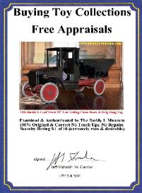 Buddy L Bus Information & Price Guide Free Buddy L Bus Appraisals. Antique Buddy L Bus For Sale